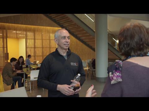 Giovani Twigge of IDEXX Laboratories - MSCW 2017