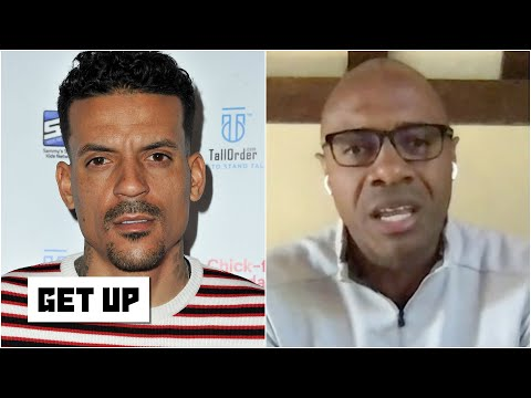 Reacting to Matt Barnes' claim that some NBA players are not OK with the season resuming | Get Up