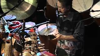 Airto Moreira: Appearance Modern Drummer Festival 2003