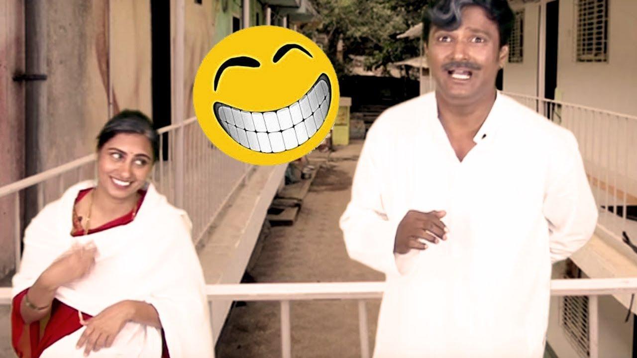 चावट म्हातारा - Funny Husband   Marathi Latest Comedy Jokes