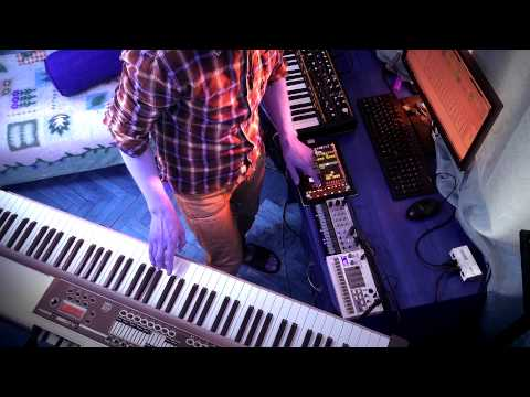 Ex Machina vs Blade Runner ost (live instrumental)