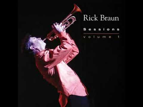 Rick Braun  Nightwalk