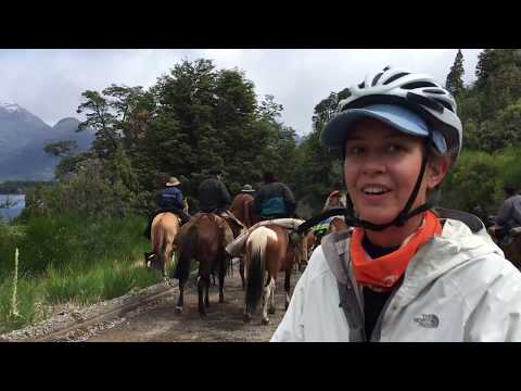 South America, Patagonia Bicycle Tour -- Uruguay, Chile, Argentina