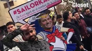 Marcha del Orgullo 2018, Santiago de Chile