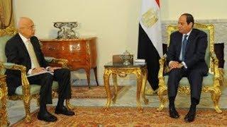 السيسي يوجه بمواصلة العمل على تنفيذ برنامج النمو الاقتصادي المستدام في اجتماعه مع رئيس الوزراء