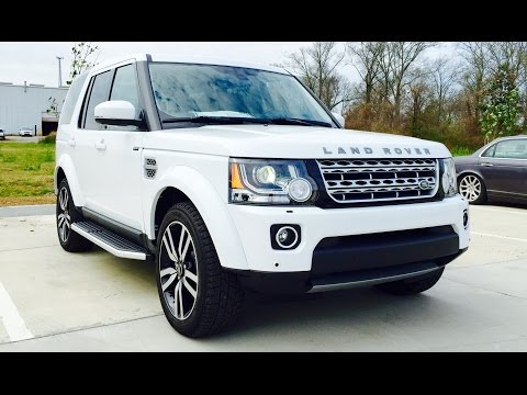 2015 Land Rover LR4 HSE Luxury Full Review /Start Up /Exhaust