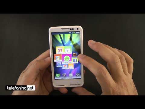 Motorola Motoluxe videoreview da Telefonino.net