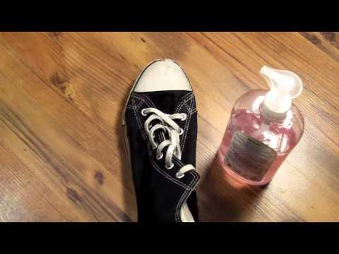 Cách làm sạch giày Converse như khi mới mua www.thegioigiaynam.com
