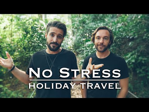 7 Crucial Holiday Travel Tips to Avoid Stress