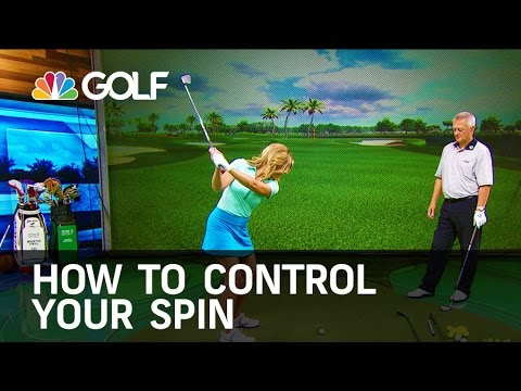 How To Control Your Spin - School of Golf | Golf Channel