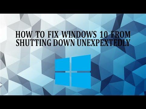 HOW TO FIX THE KERNEL-POWER ERROR WINDOWS 10 - YouTube