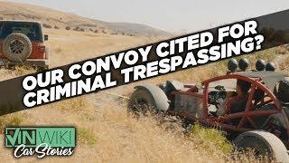 How are we all criminally trespassing?