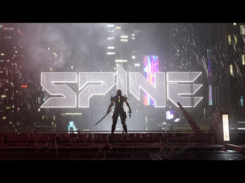 Spine - Official Teaser