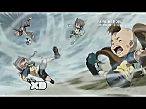 Parodie inazuma eleven saison 2 g n rique youtube - Inazuma eleven saison 1 ...