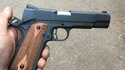 .45 Armscor Citadel 1911 testing and review