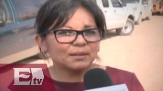 Acepta alcaldesa de Temixco, Morelos  manejar ebria / Vianey Esquinca