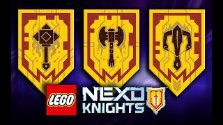 Лего нексо найтс обзоры наборов