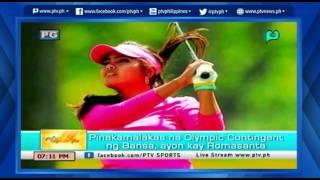 [PTVSports] Pinakamalakas na Olympic Contingent ng bansa, ayon kay Romasanta [06 16 16]