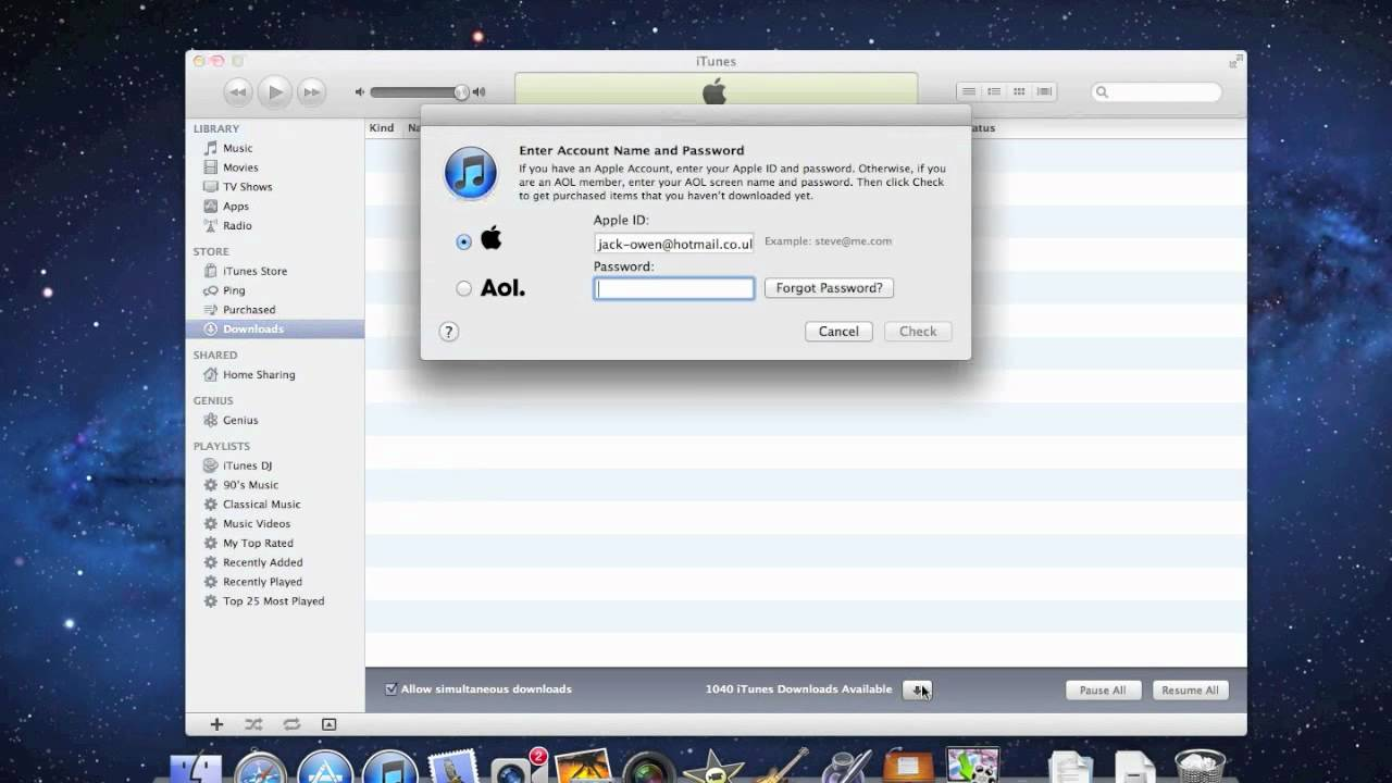 Stupid Annoying Download Problems - Mac App Store and iTunes