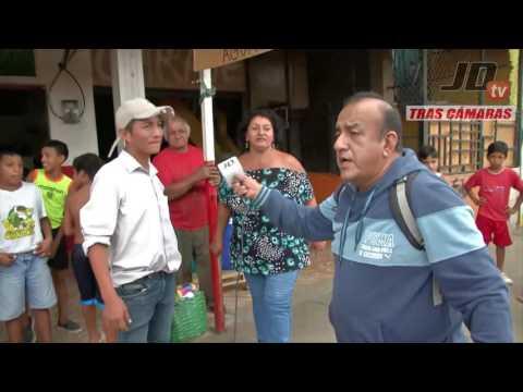 JOSE DELGADO TRAS CAMARAS: CON LA DROGA HASTA EL CUELLO