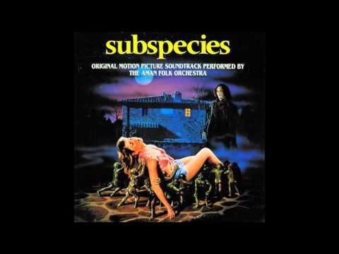 subspecies OST - 15 Subspecies' Lust