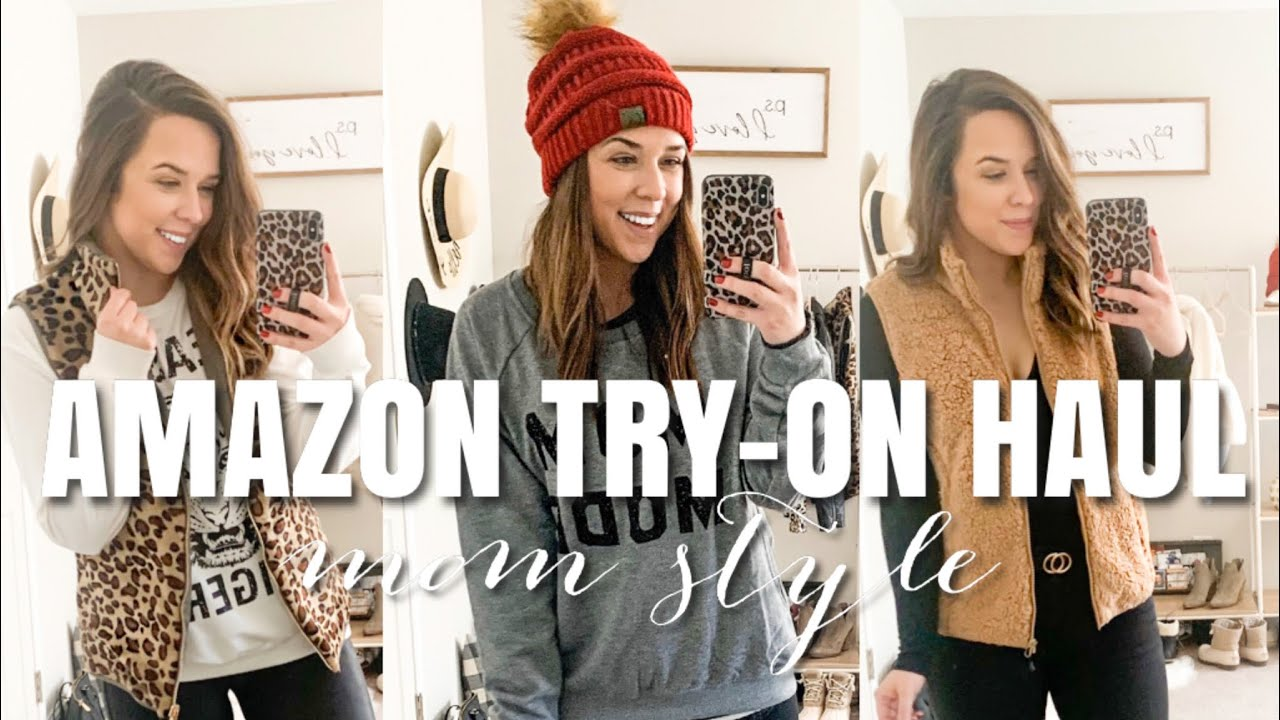 [VIDEO] - AMAZON WINTER HAUL | WINTER OUTFIT IDEAS 2019 9