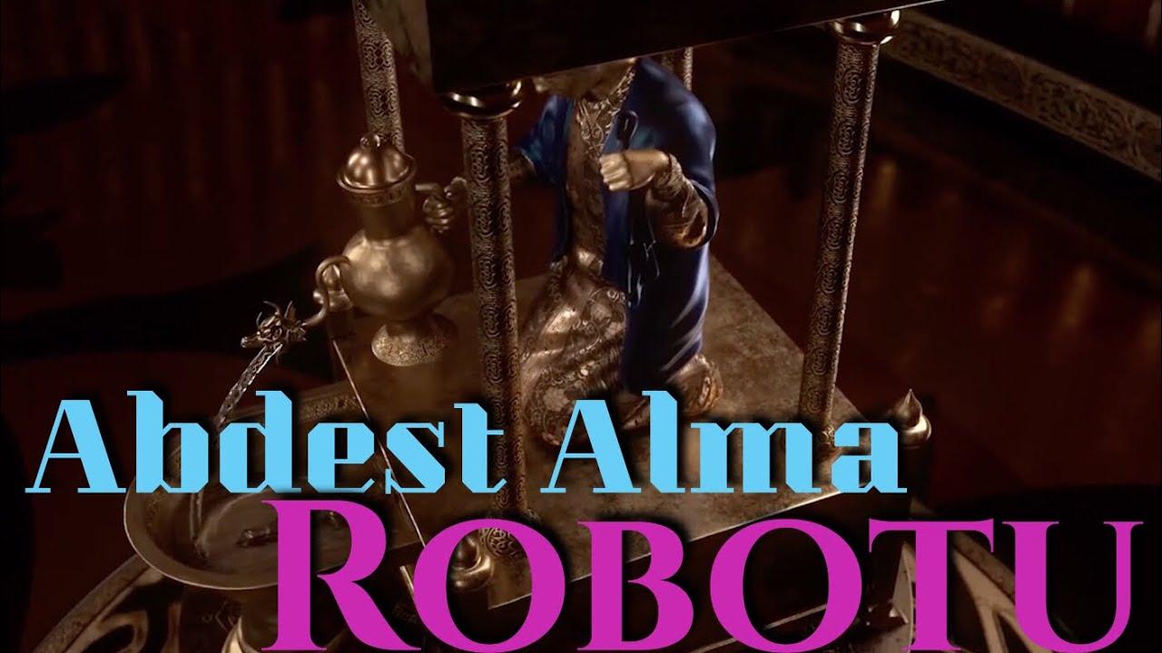 Robotların Efendisi: Cezeri Metni Cevapları