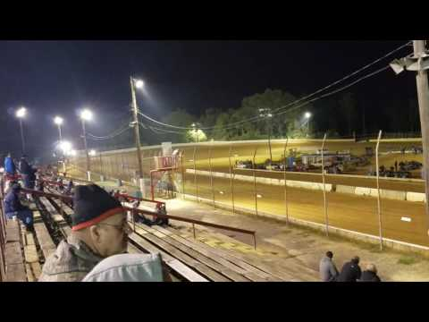 Potomac Speedway Nationals! Street Stocks Heat 1! 10/14/16