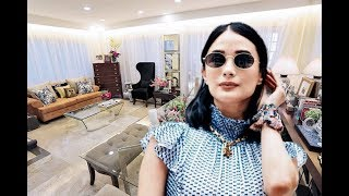 Heart Evangelista's New House In Quezon City - [ Inside & Outside ] - 2018