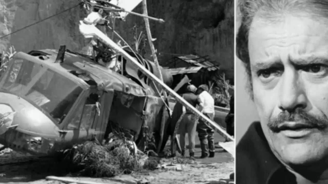 Cevert Body Francois Dead