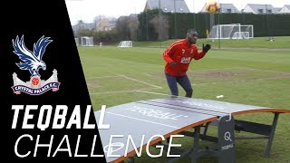 TeqBall Challenge W/First Team | Tennis Football