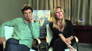 Marc Lavoine et Mathilde Seigner - Interview