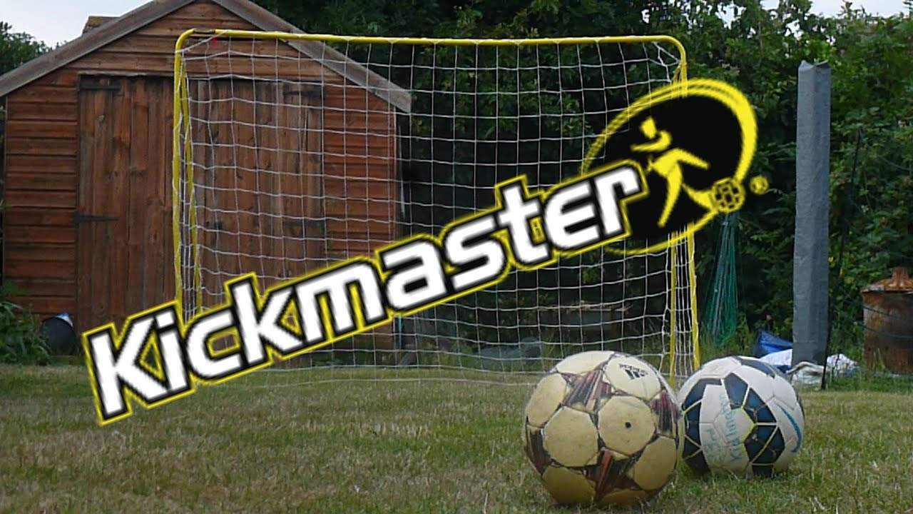 Kickmaster Ft Goal Unboxing And Review