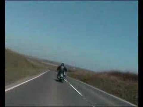 A487 - towards Aberyswyth - Part 1