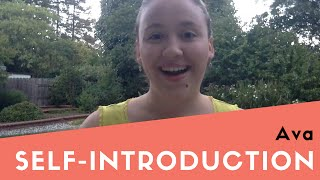 Introducing Ava thumbnail picture.