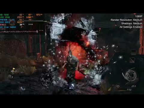 play new Nioh pc game on low end pc