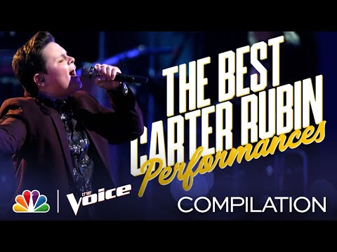 """The best of Carter Rubin."""