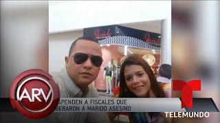 Muerte de abogada asesinada por su esposo causa gran indignación | Al Rojo Vivo | Telemundo