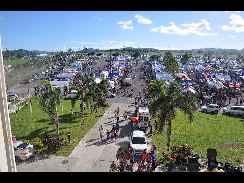 Antigua & Barbuda Independence Food Festival 2017