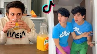 Brent Rivera & Stokes Twins Funniest Tik Tok Videos 2020