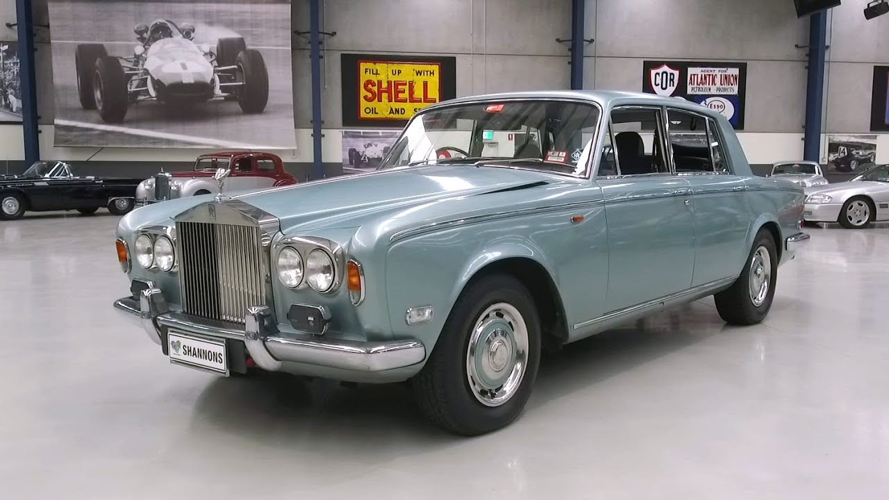 1974 Rolls-Royce Silver Shadow Saloon -  2020 Shannons Autumn Timed Online Auction