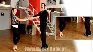 Disco Samba - Lekcja 1 - Krok podstawowy | DanceBook.pl