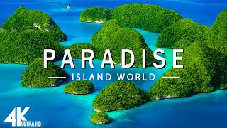 FLYING OVER PARADISE (4K UHD)  Música relajante junto con hermosos videos de la naturaleza  Video