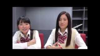 SKE48 1+1は2じゃないよ! 2015年04月24日放送分(金) 山田樹奈vs斉...