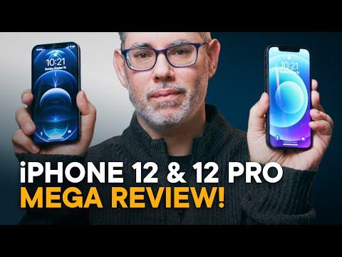 iPhone 12 & iPhone 12 Pro — MEGA Review!
