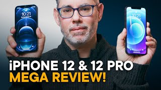 iPhone 12 & iPhone 12 Pro - MEGA Review!