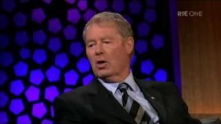 Micheál Ó Muircheartaigh on the Late Late Show