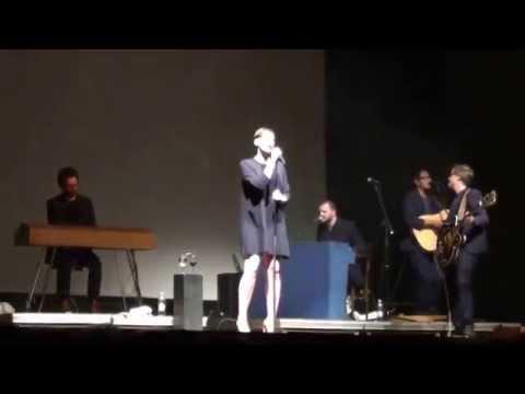 Hooverphonic live @ Rimini - Amalfi