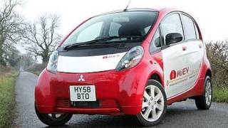 driving the Mitsubishi i MiEV - by Autocar.co.uk