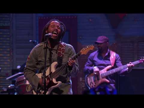 """Ziggy Marley - """"Conscious Party"""" Live at House of Blues NOLA (2014)"""